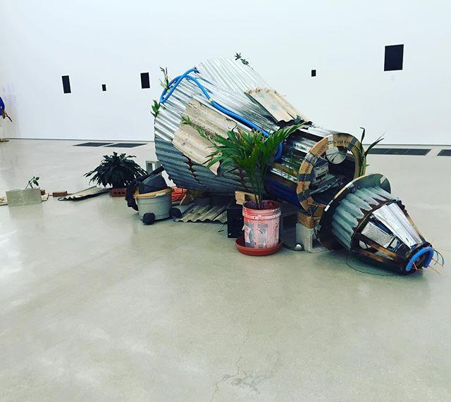 "👌🏼 Simón Vega, ""Tropical Mercury Capsule"" 2010. #artedeelsalvador #salvadoreanartist"