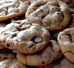 Homemade Peanut Butter Oatmeal Chocolate Chip Cookies at The White Rabbit Inn