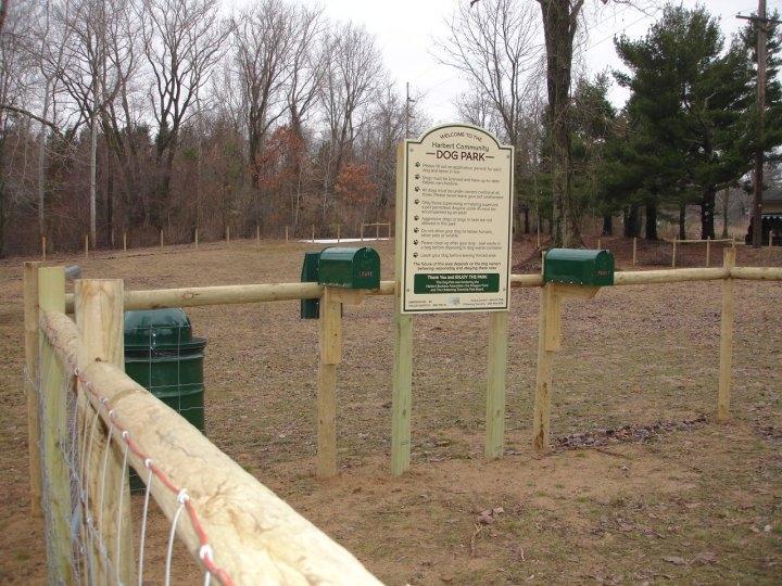 Harbert Community Dog Park