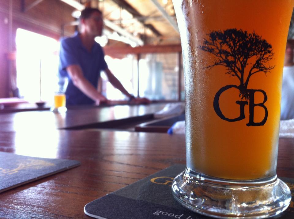 Greenbush Brewing Co., Sawyer, MI
