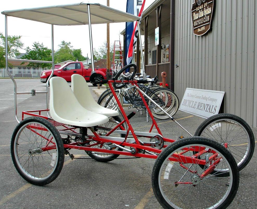 Bike Rentals Three Oaks, MI