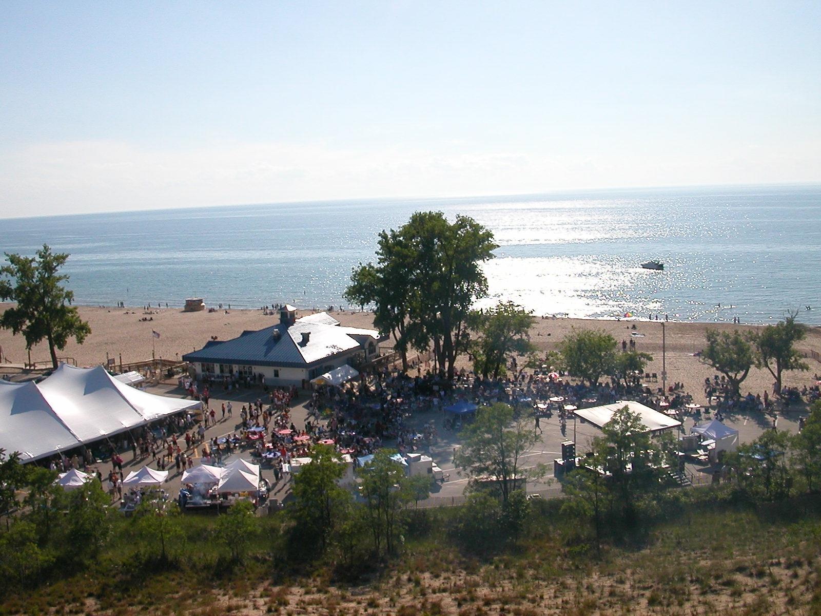 Lake Michigan Shore Wine Festival Bridgman, MI