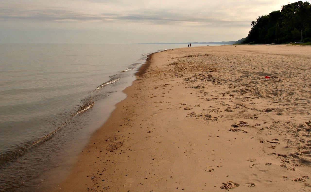 Pier Rd. Beach Lakeside, MI