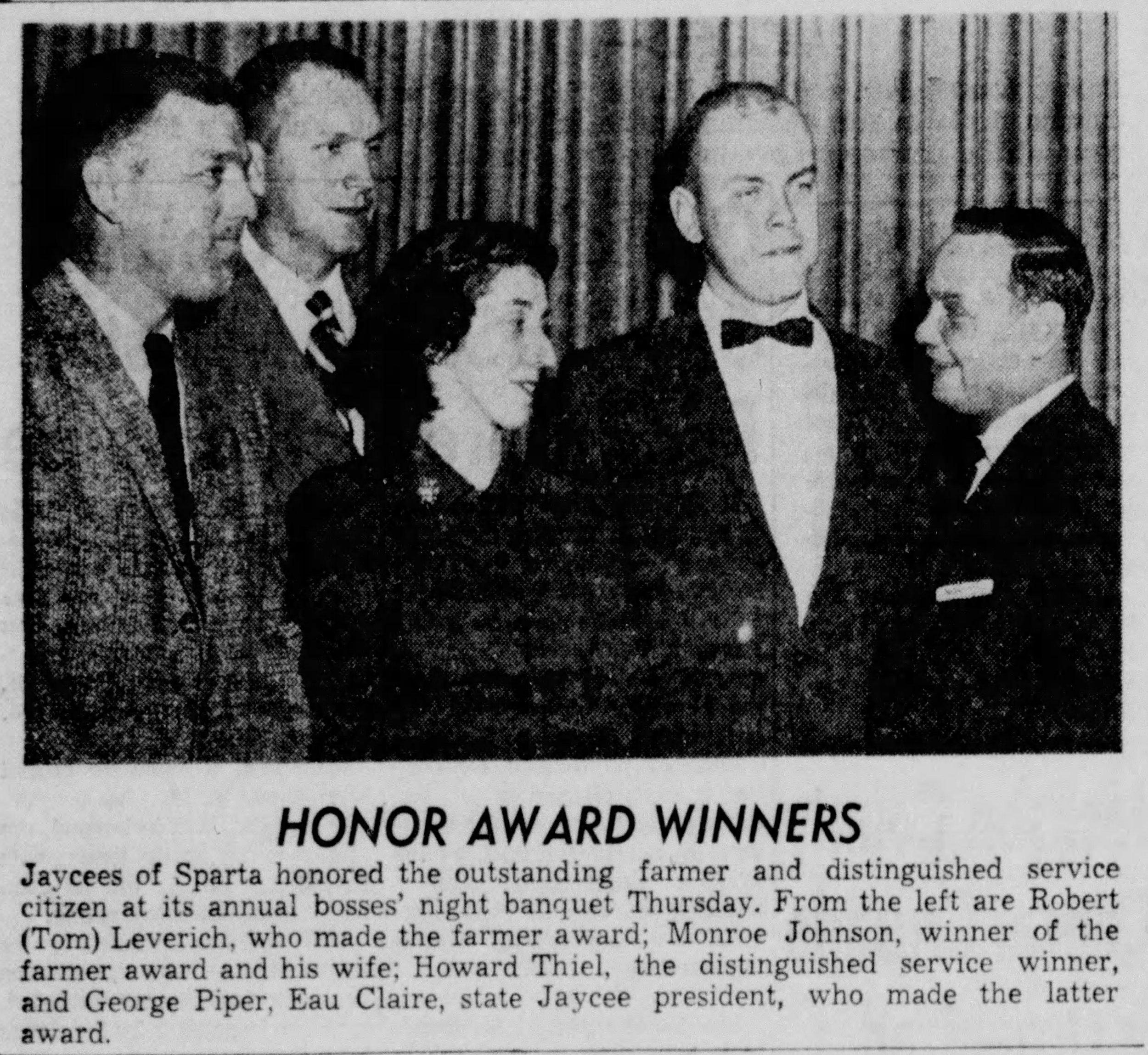 The La Crosse Tribune - February 15, 1959