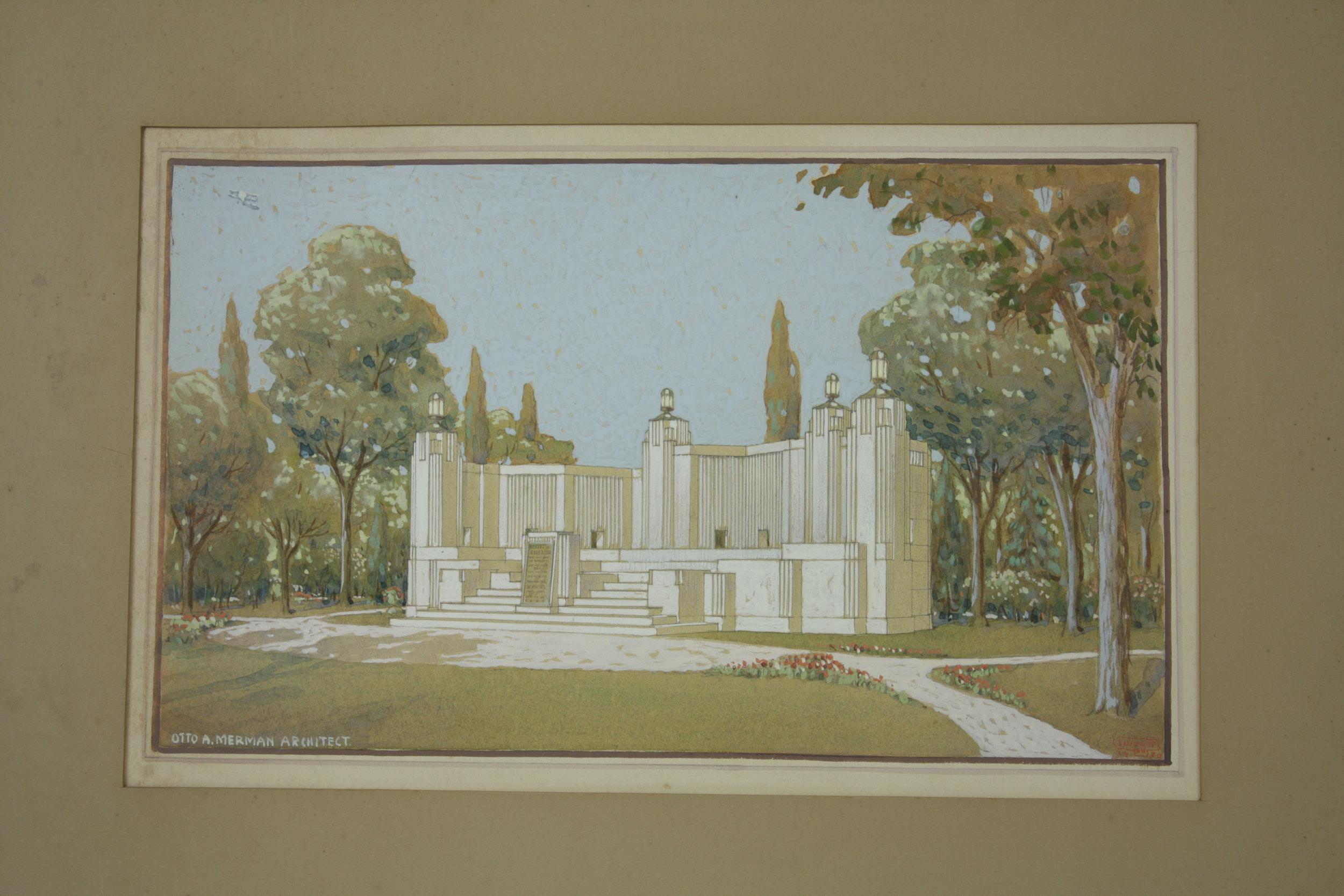 Otto Merman, bandstand.JPG