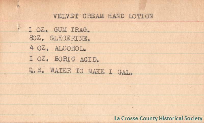 Velvet Cream Hand Lotion