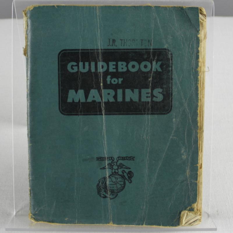 James Thornton's Marines Guidebook.