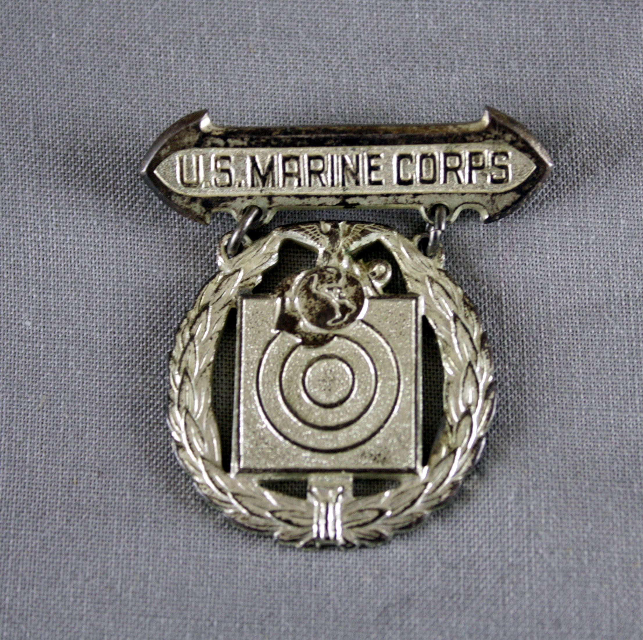 Marine Corps Pin.