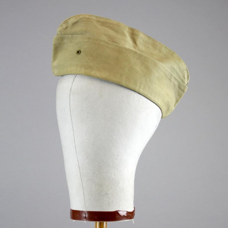 Korean War Marine Corps Garrison Hat.