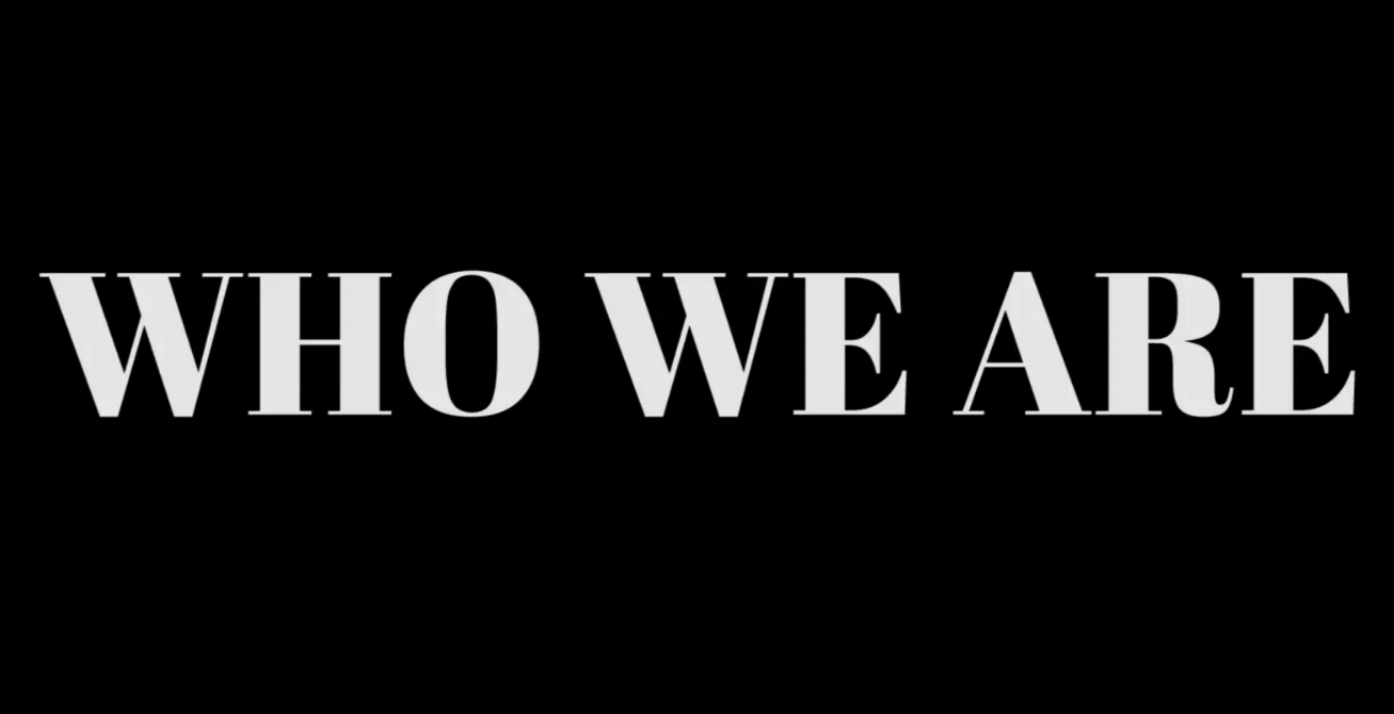 Who We Are: Interactive Documentary Experience