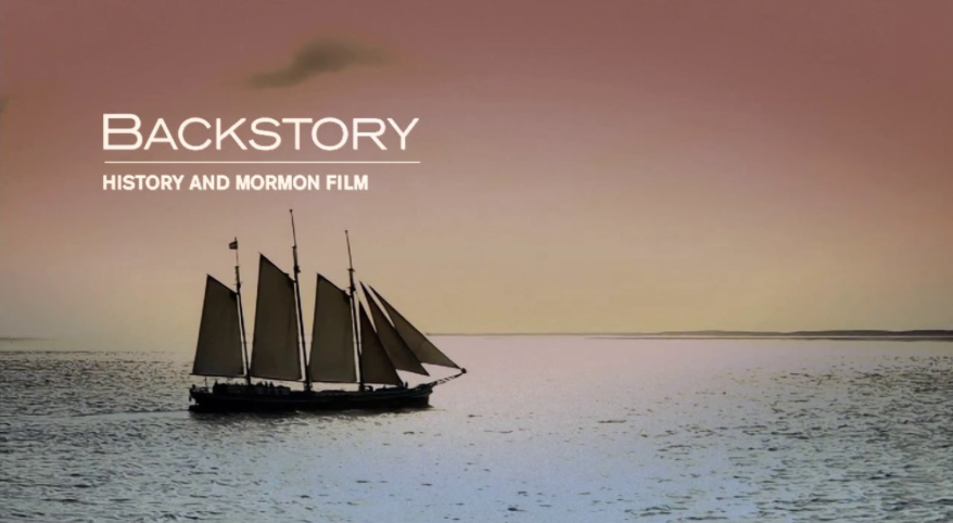 KSL: Backstory - History and Mormon Film