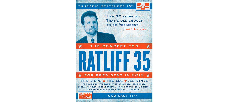 Ratliff 35 | Presidential Campaign