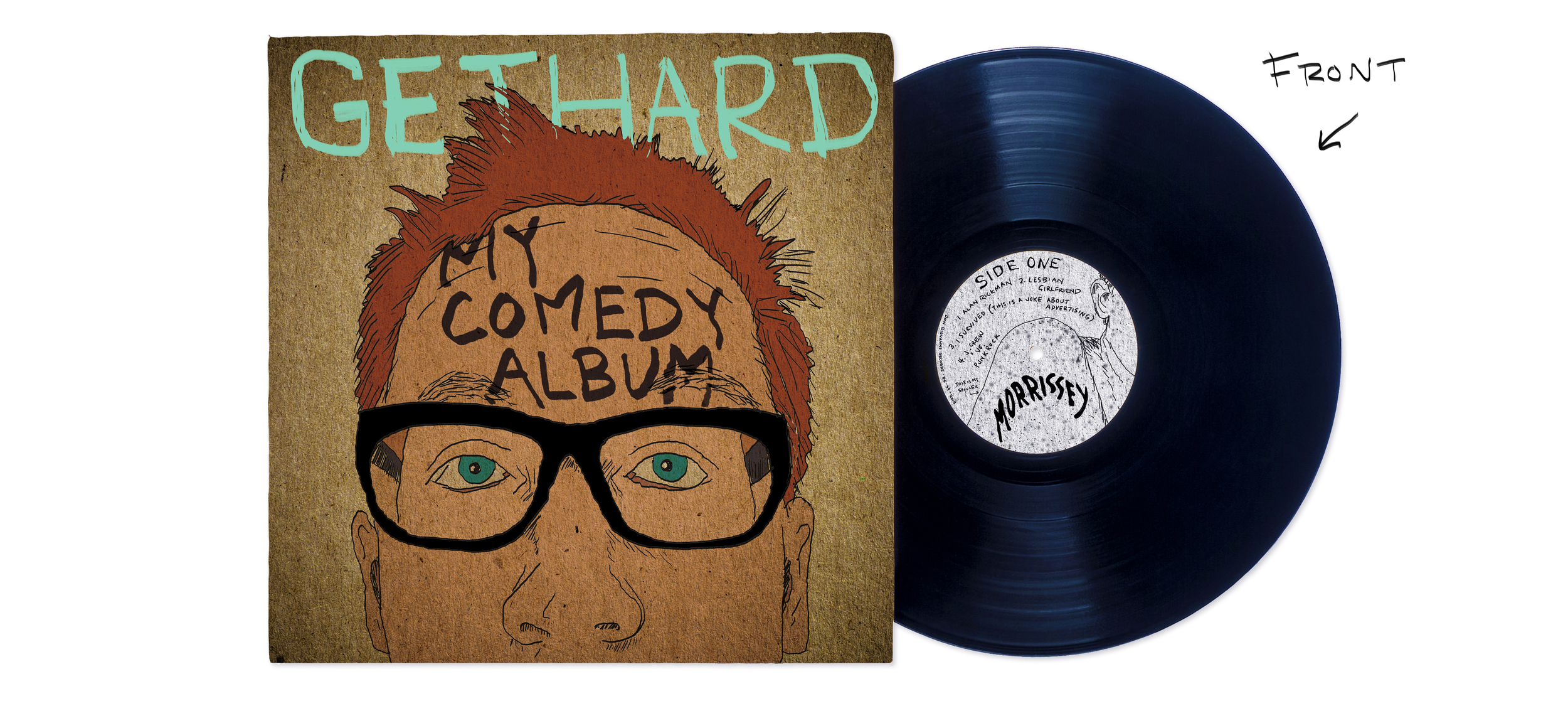 My Comedy Album | Chris Gethard