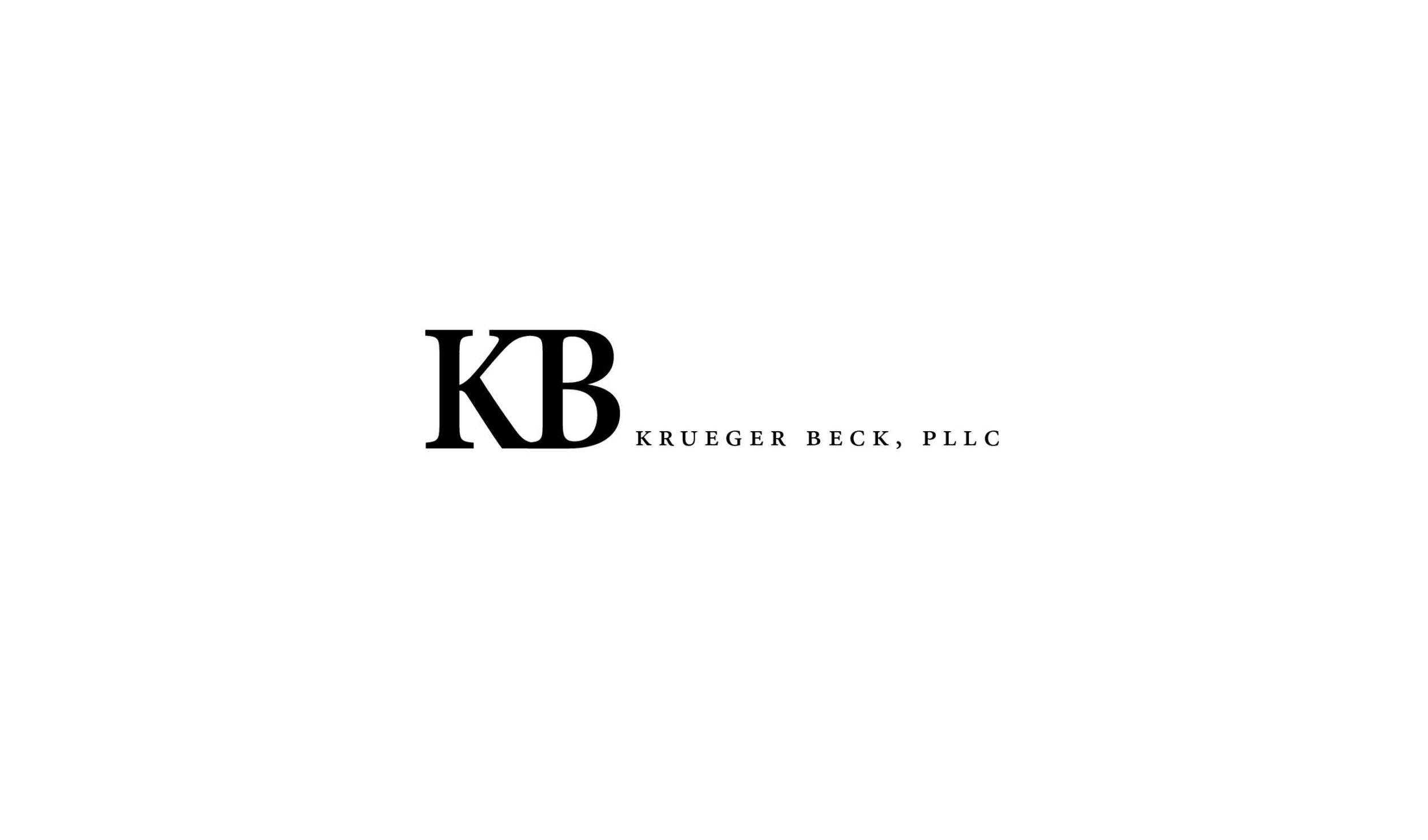 Krueger Beck, PLLC | Law firm