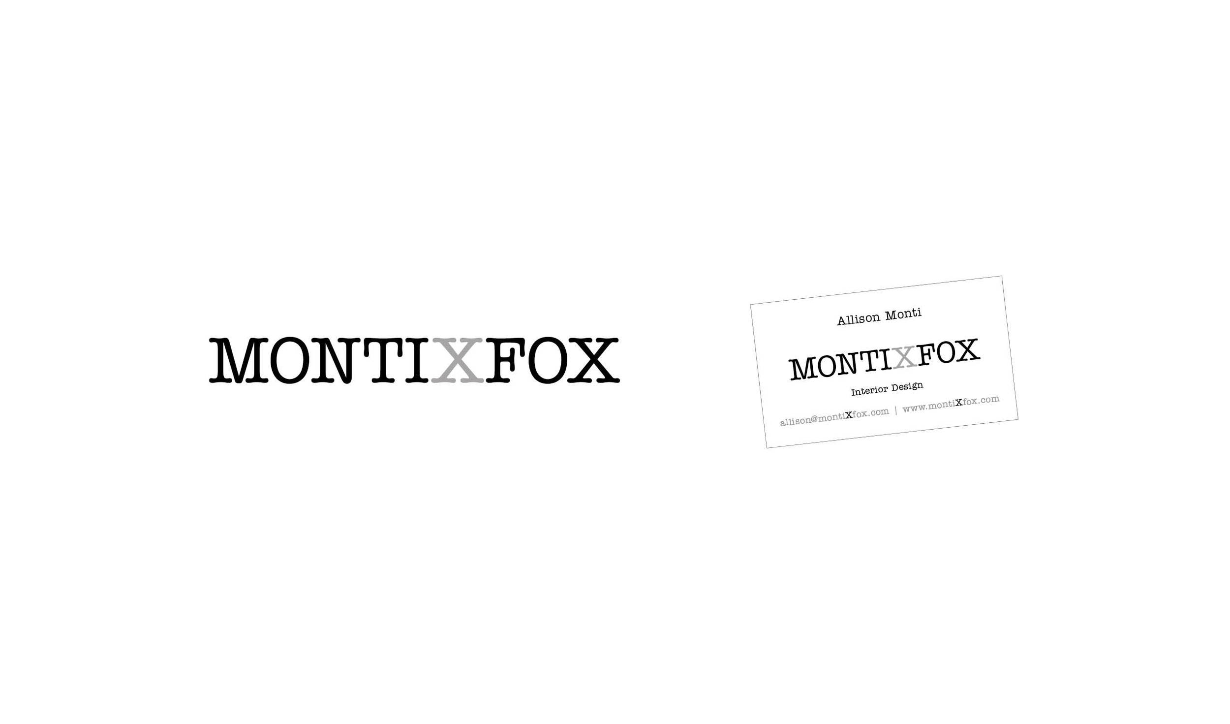 Monti X Fox | Interior design
