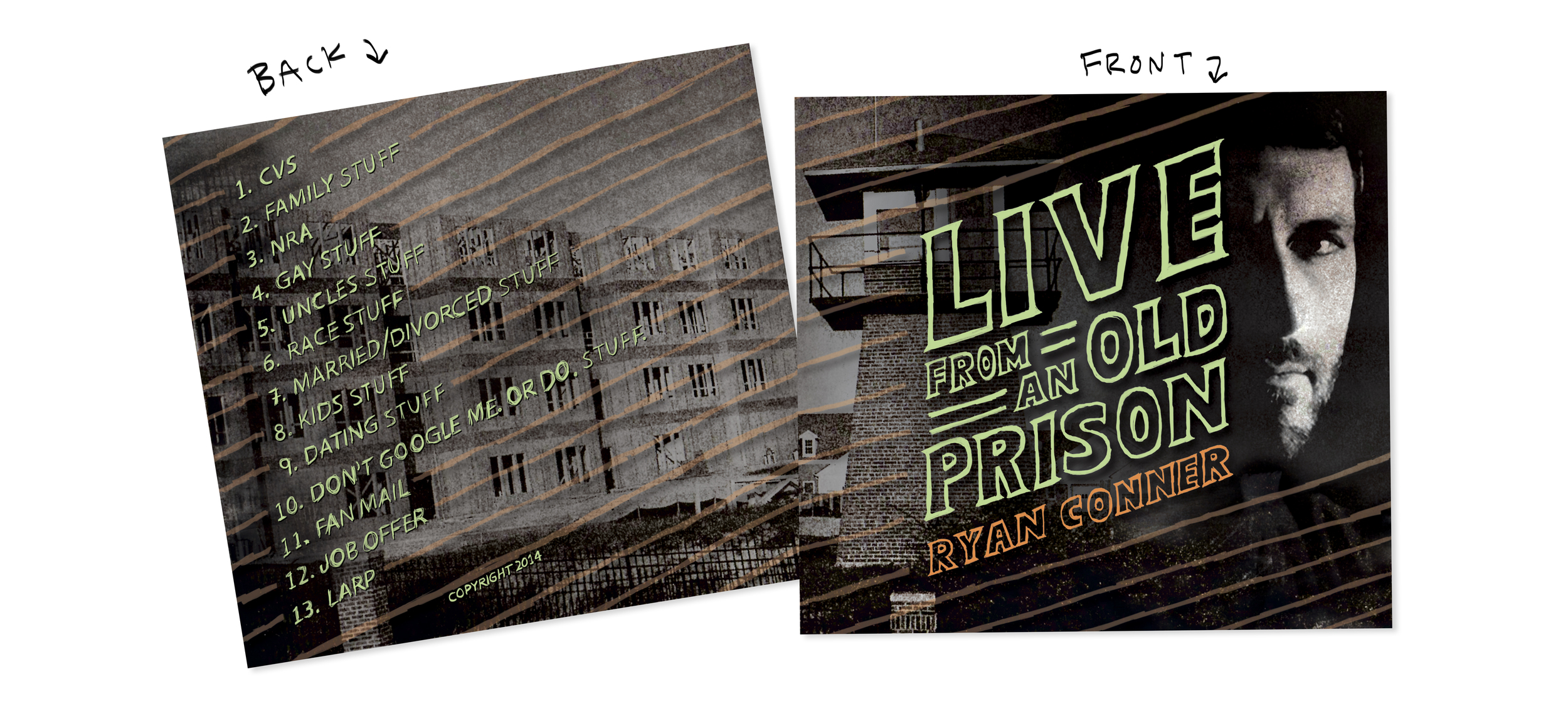 Live From An Old Prison | Ryan Conner
