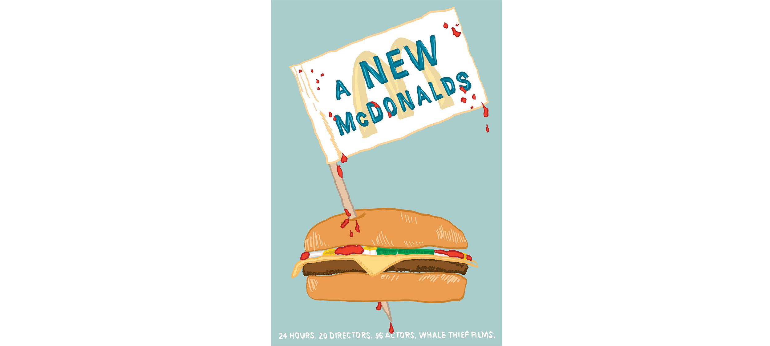 A New McDonalds   Film poster