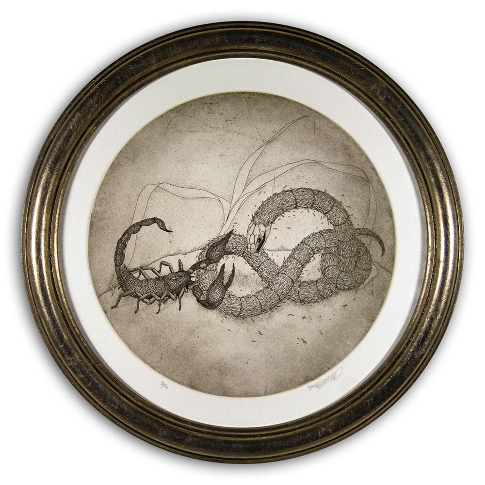 Scorpion v. Snake