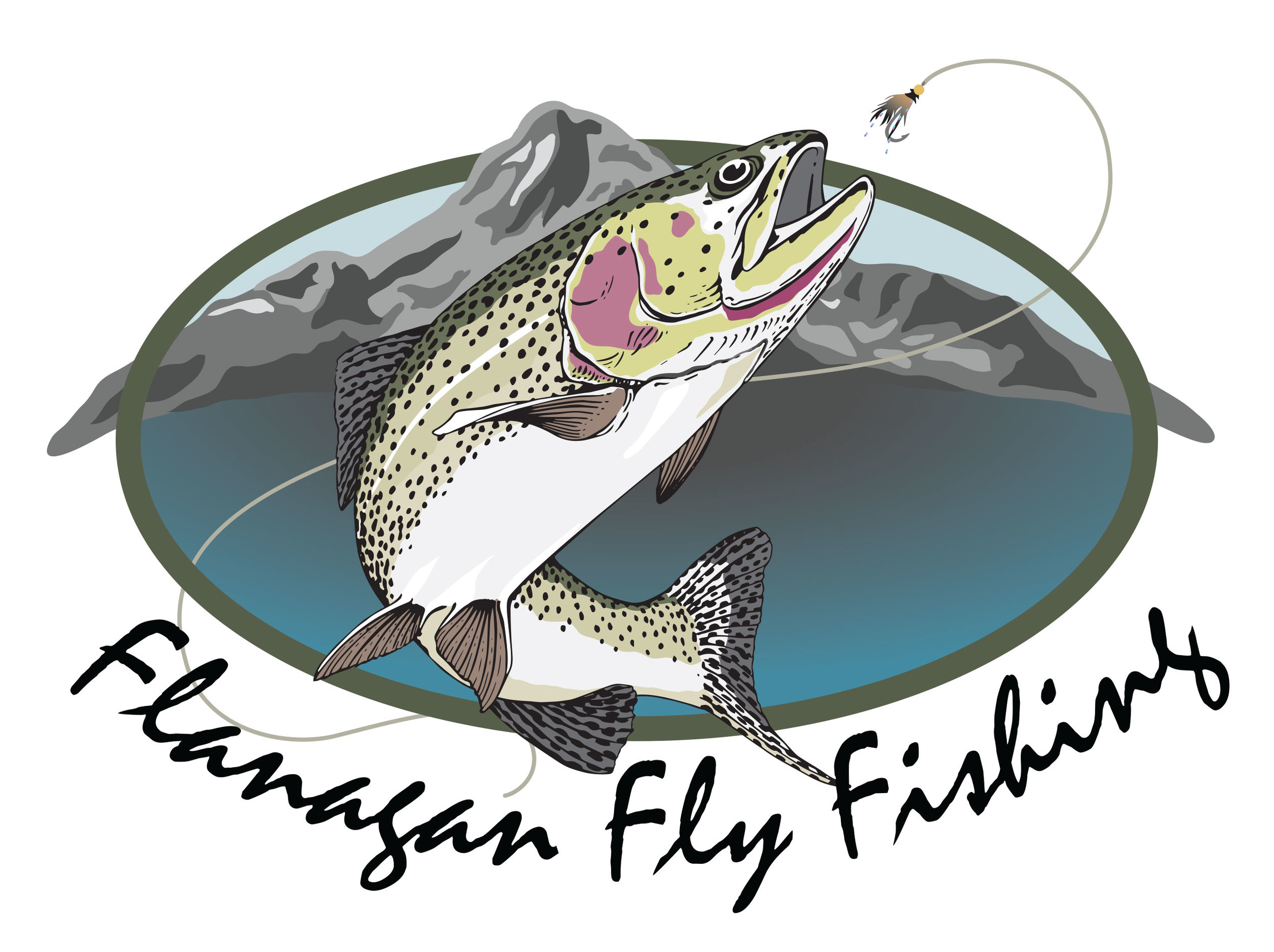 Colin Flanagan Fly Fishing
