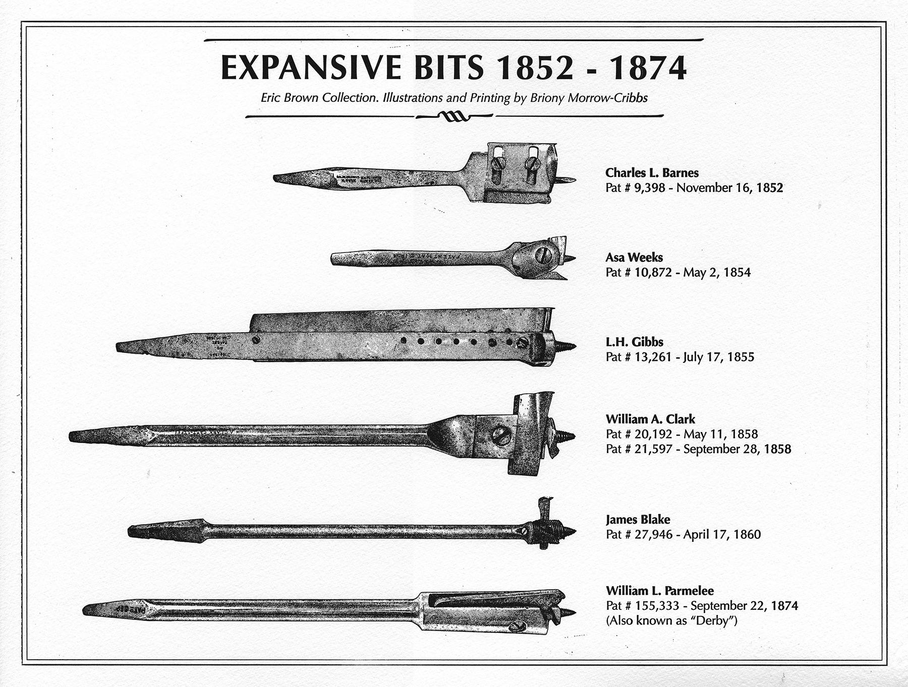 Expansive Bits