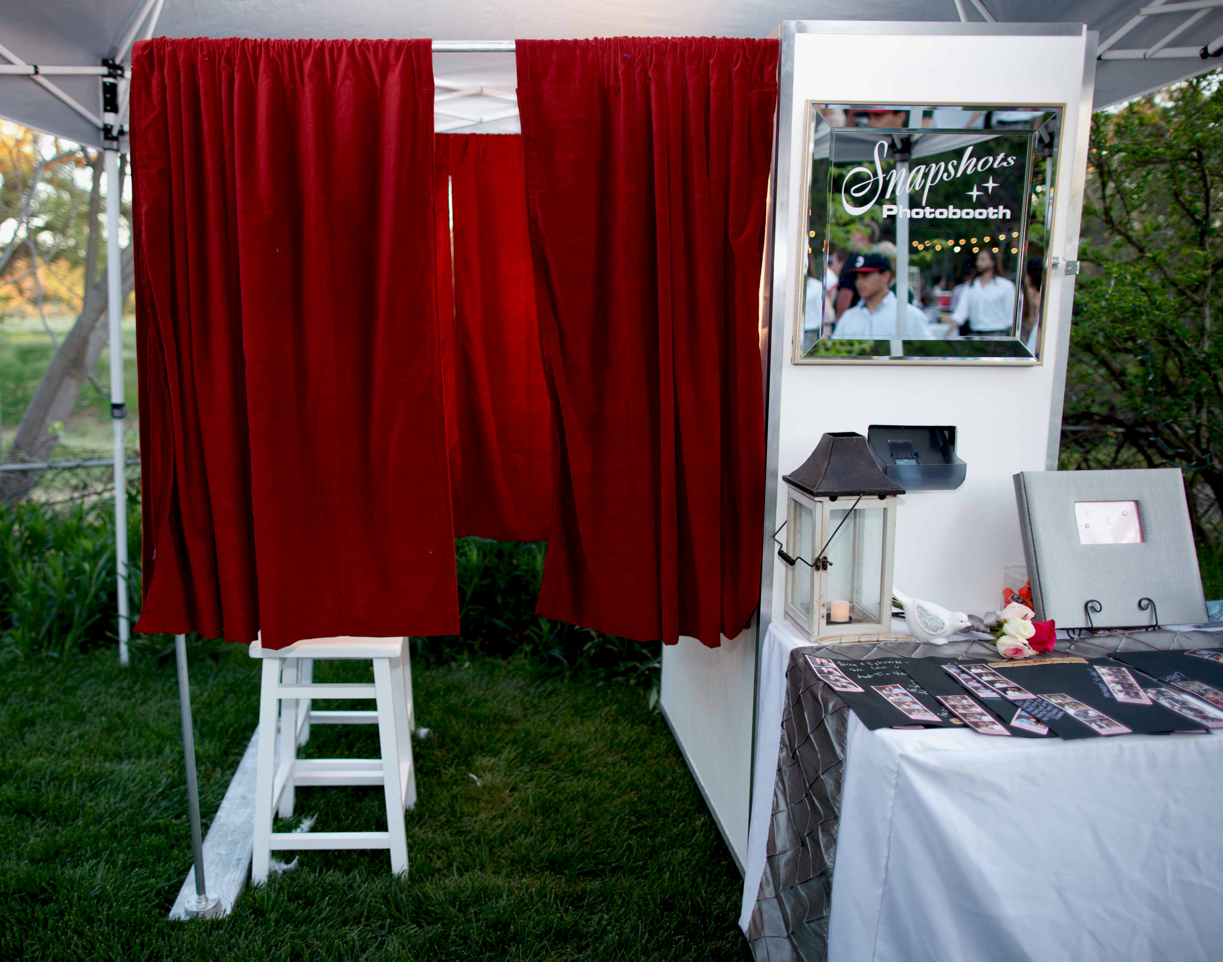 Photobooth - Find out about our five amazing photo booths and all that's included!