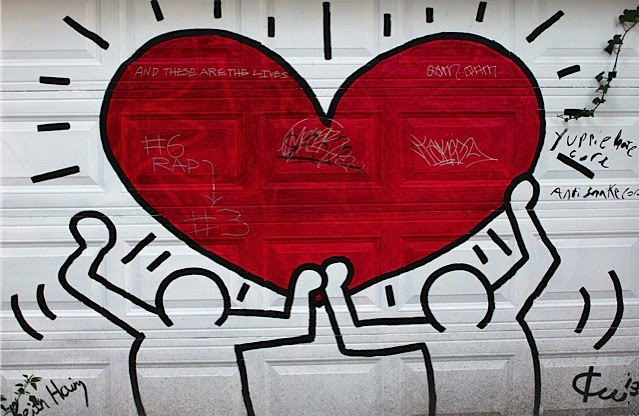 TM Keith Haring