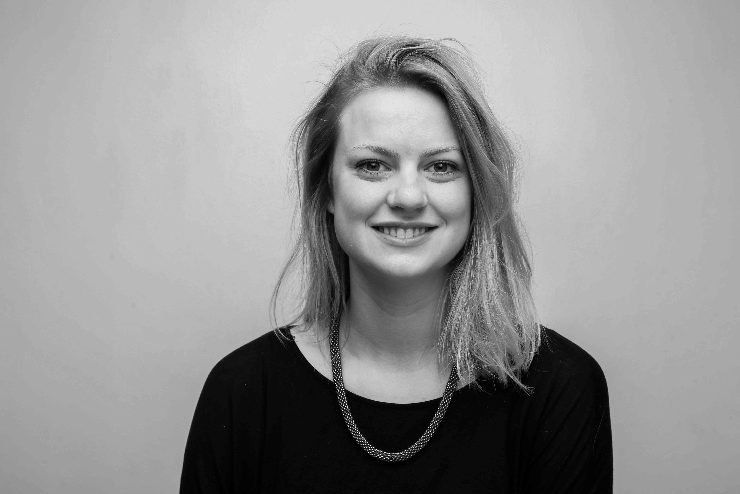 Nina Peters |  Graduate Architect
