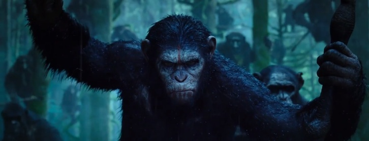 Caesar seems an appropriate name for the simian conqueror.