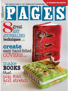 It's finally on the news stands at your local bookstore and online at www.interweavestore.com