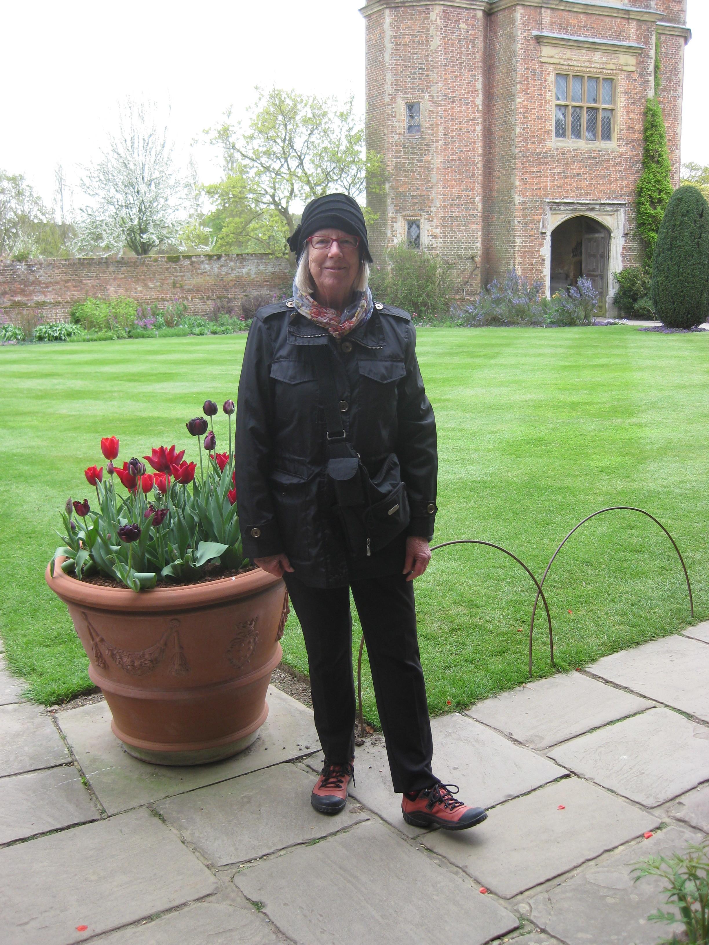 Mariane Spielmann in England