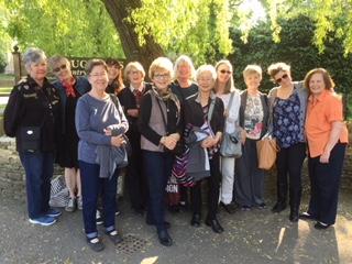 English countryside tour group 2017