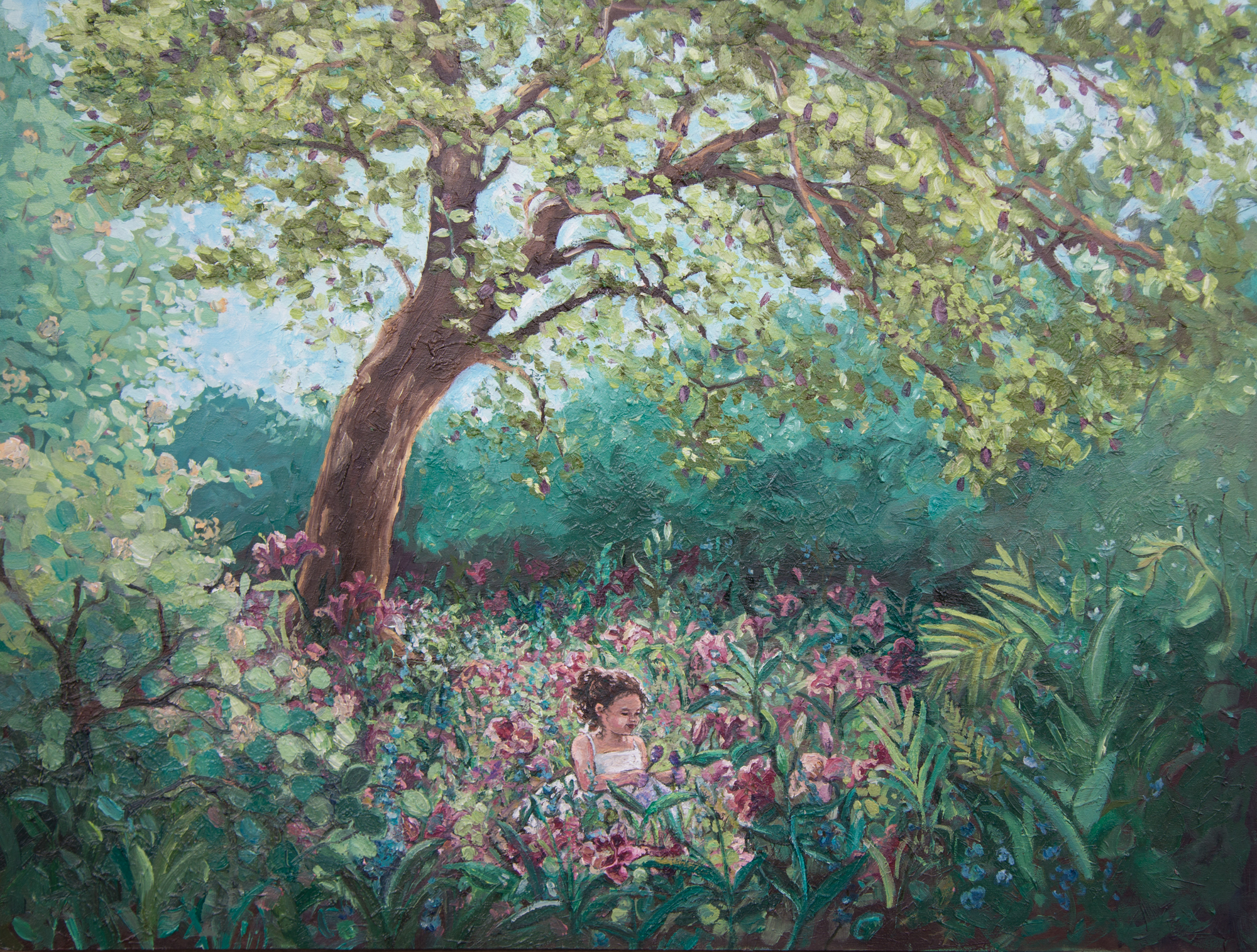 Emilia under the Mulberry Tree | 6 of 7