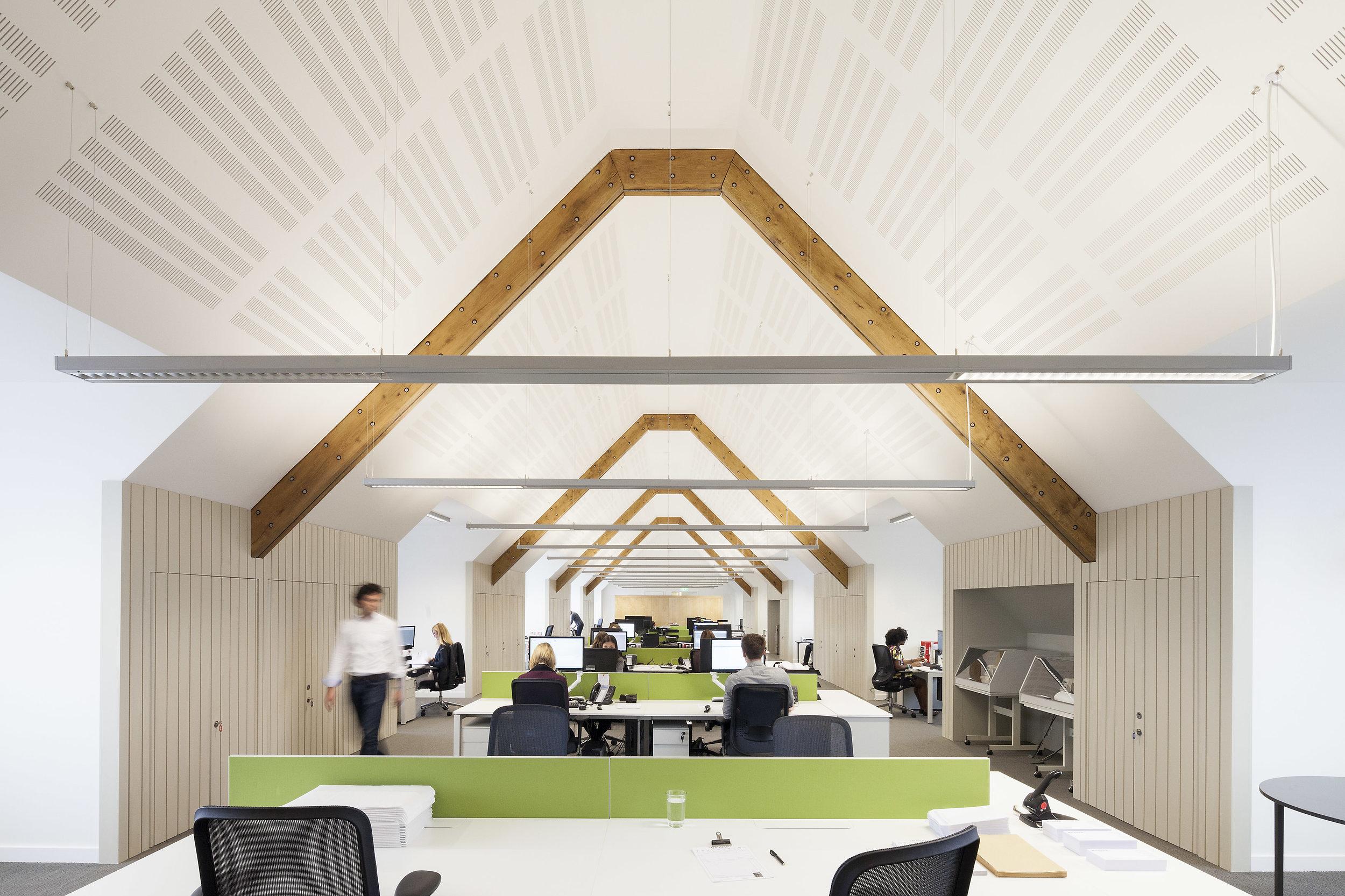 banham security - Wandsworth headquarters, London