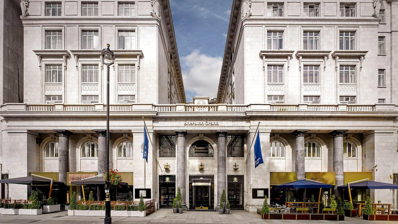 sheraton grand hotel - Park Lane, London