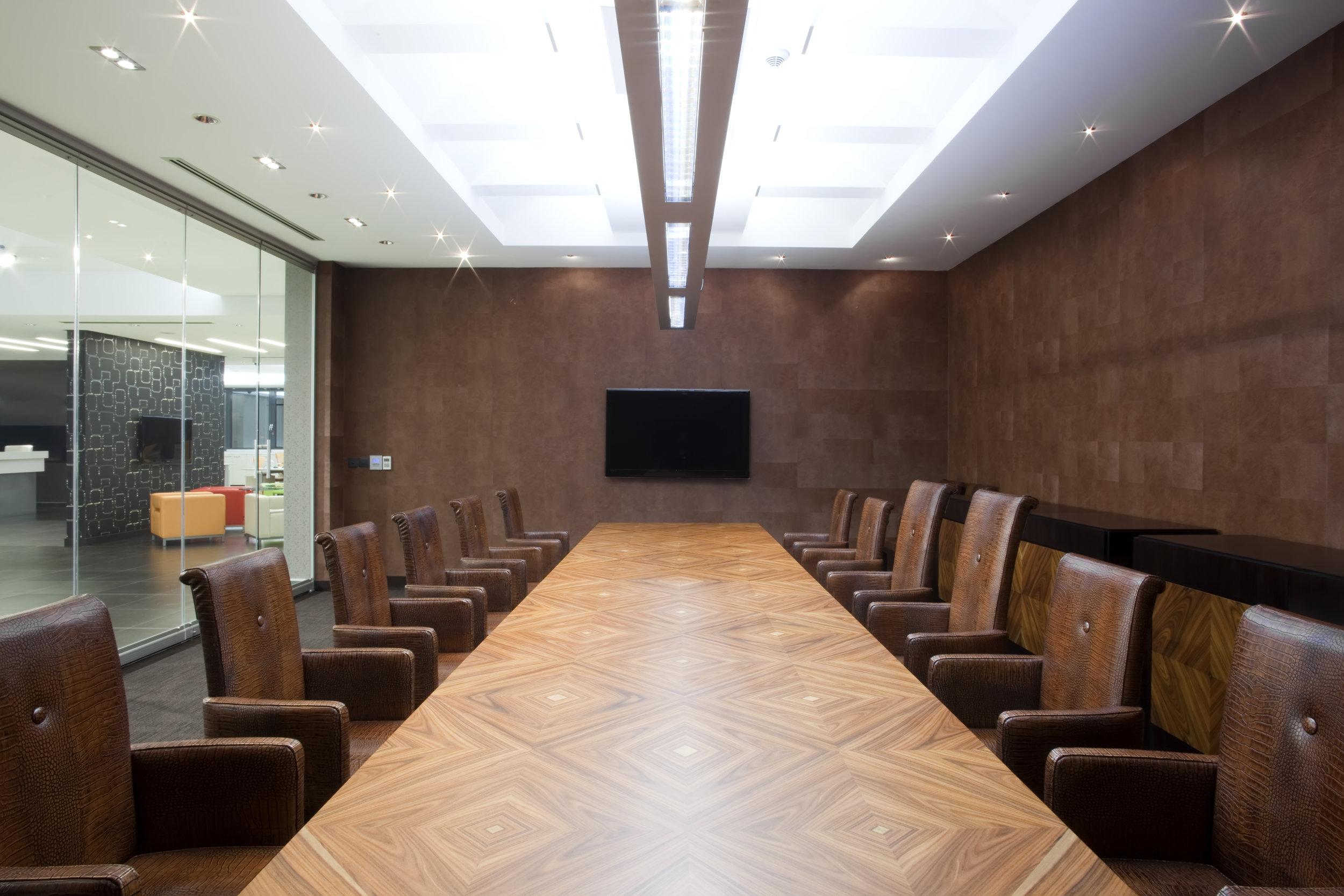 luxury boardroom - Central London
