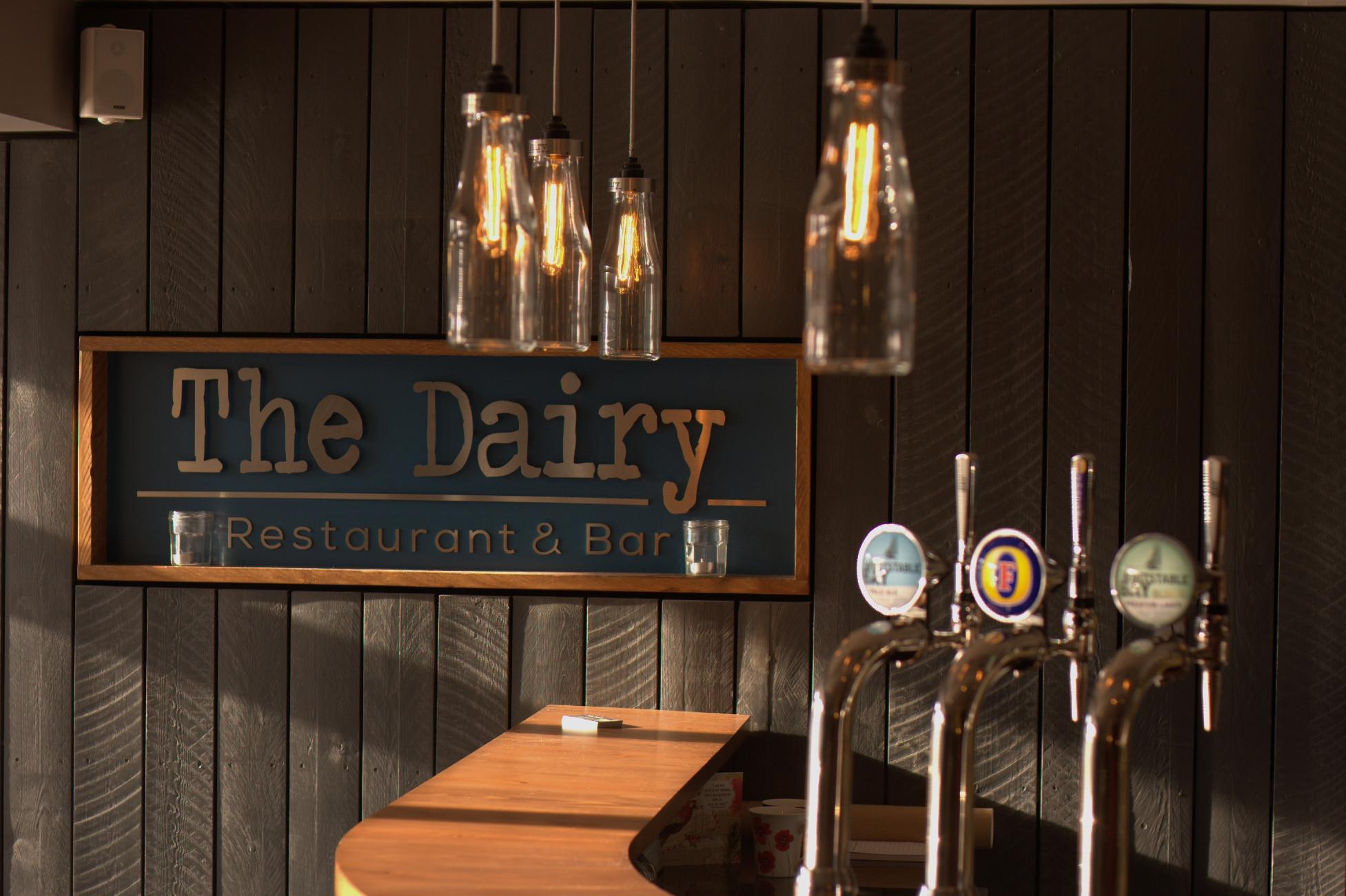 THE DAIRY RESTAURANT & BAR - Canterbury, Kent