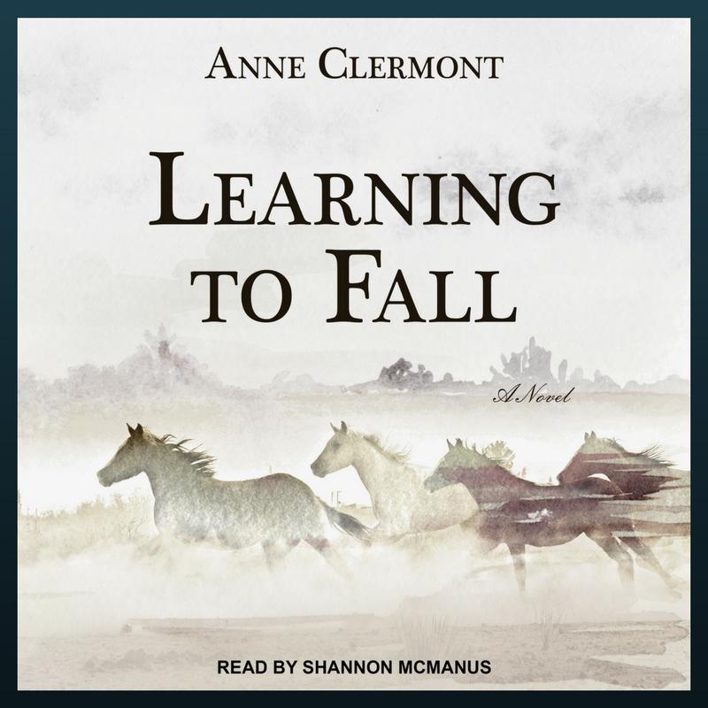 Learning to Fall audiobook, horse novel audiobook, equestrian novel, the horse dancer, jojo moyes