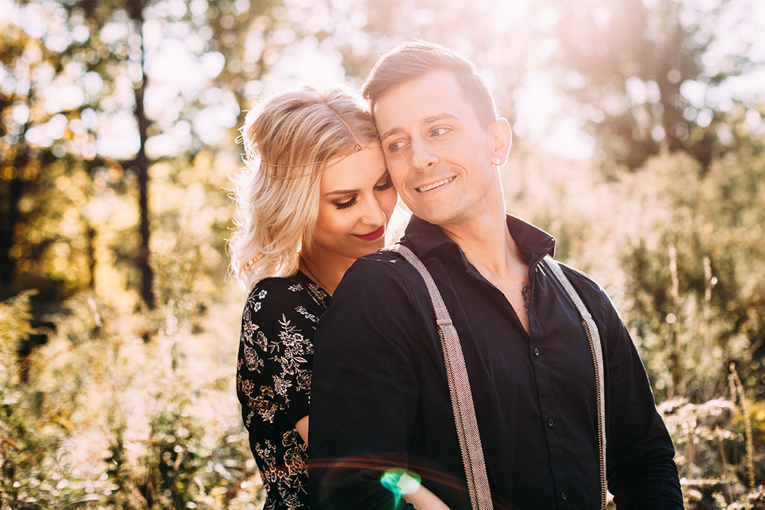"""""""Kristin is such a joy to work with"""" - Kristin is such a joy to work with! She is equally personable and professional. For a couple who has never posed in front of a camera together before, my fiancé and I felt very comfortable! When shooting our engagement photos, she was able to direct us and come up with ideas easily. When we got our photos back, we were more than pleased. We received compliments left and right about how beautiful they are! You can tell looking at her work she pays attention to each detail and is truly passionate. We're so excited to see her on our wedding day and have her capture the celebration! I absolutely recommend her.- Bailey, South Park PA"""