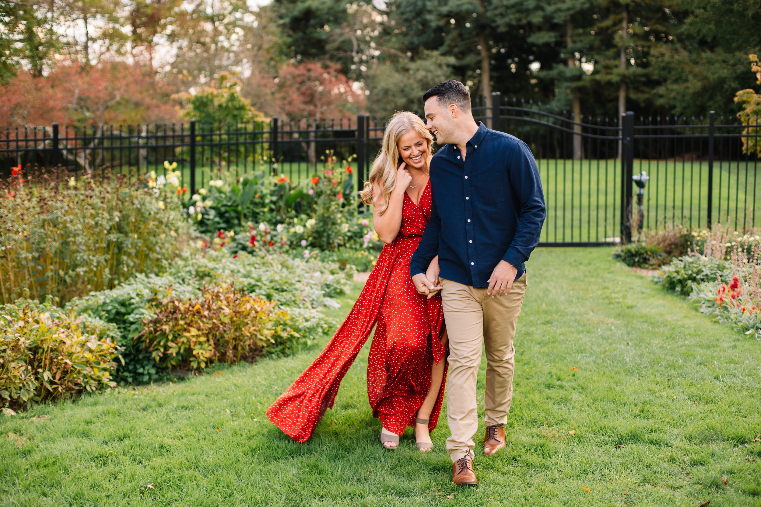 """""""She made the experience so fun"""" - Kristin is absolutely amazing! She captured so many beautiful photos of my fiancé and myself during our engagement session. She made the experience so fun!I cannot wait for our wedding and to see all the special moments she captures there. I would highly recommend her!- Courtney, South Park PA"""