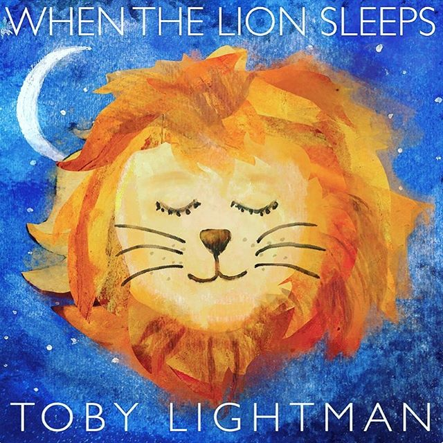 Hey folks! I recently submitted this little gem into the Best Children's Album category for the Grammys, now I know it's a long shot, but if any of you are voting members, show this lion some love and let's win a Grammy in 2020! 🦁 . . . . . #childrensmusic #lullabies #whenthelionsleeps #grammys #nomination #sweetmusic #musicforbabies #musicforparents #covers #originals