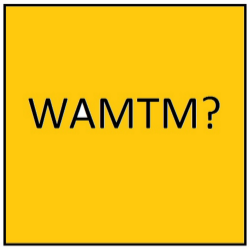 WAMTM is my blog, detailed all the exciting things which annoy me.  Often of a morning.