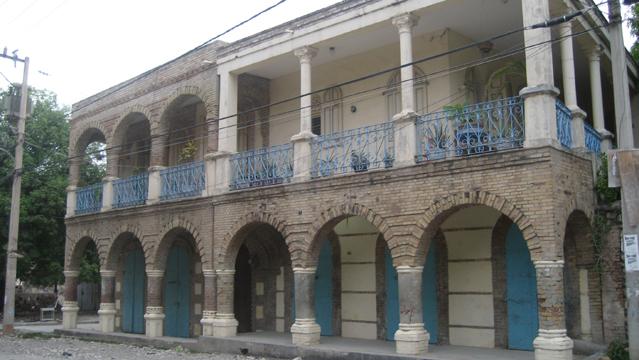South-east (Jacmel, etc.)