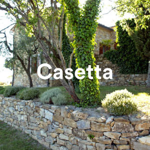 House Casetta  4+  People