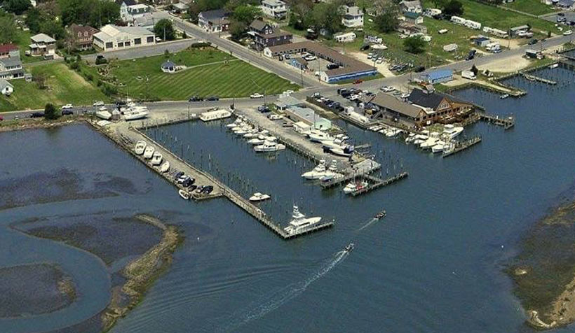 Port of Wachapreague Marina