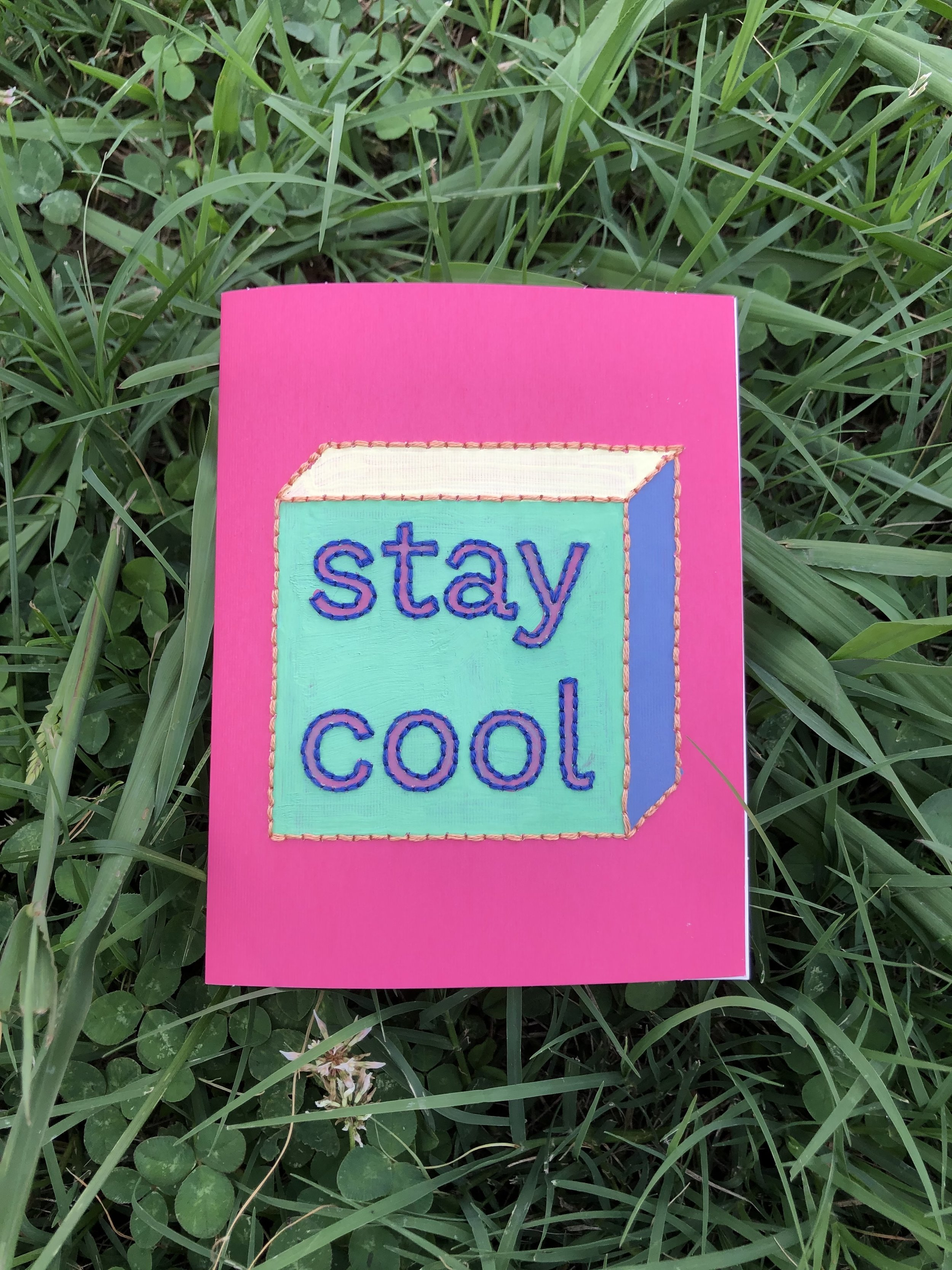 stay cool 001, 2019