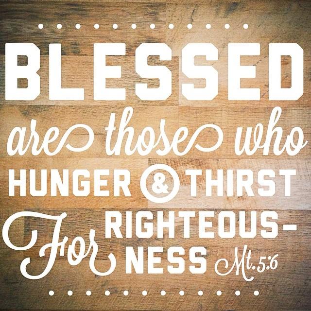 Feeling hungry? #hungry #weird #Jesus #matthew5