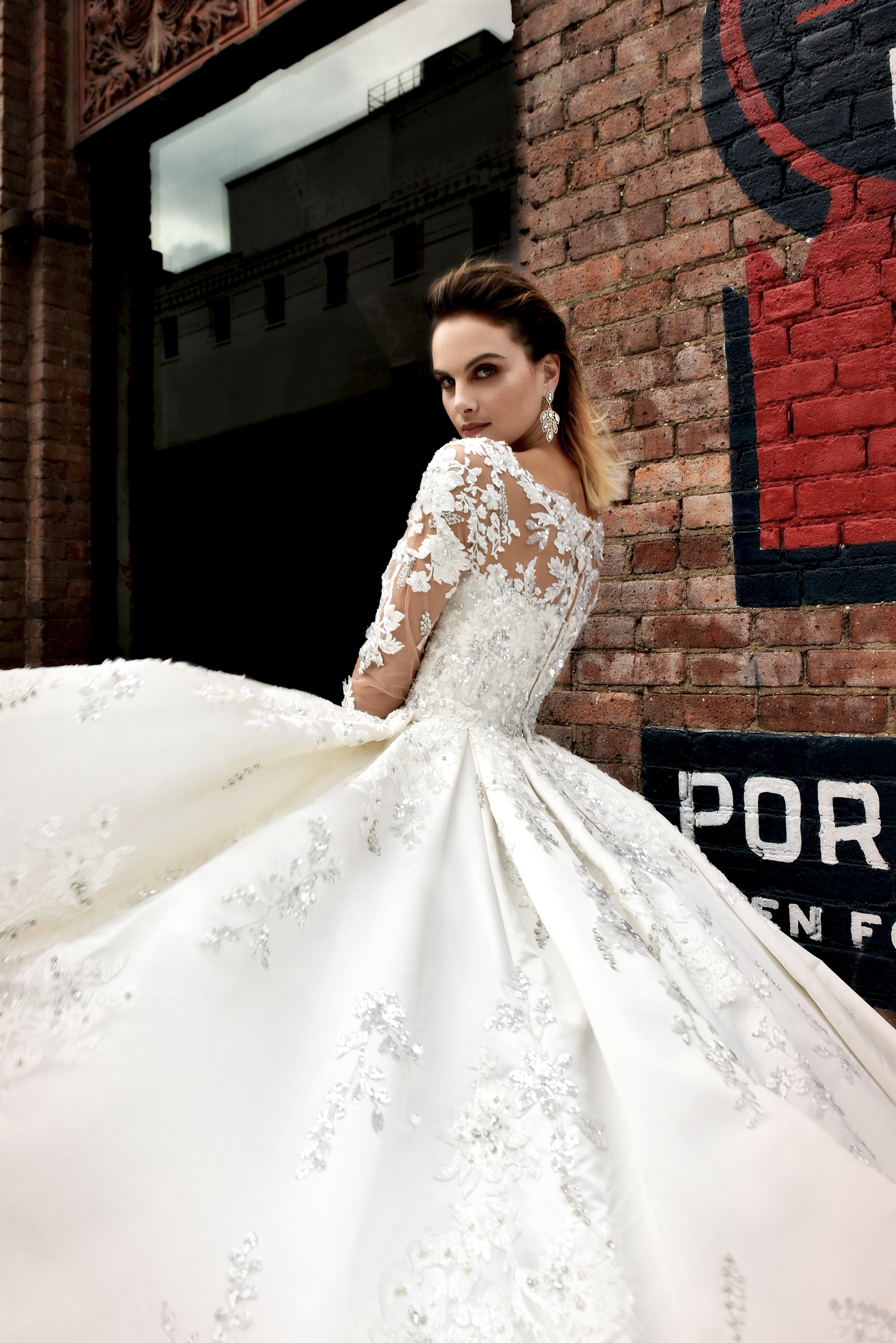2fe9a2a9c7f6f Mon Amie Bridal is thrilled to showcase the 2019 Ysa Makino and Stephen  Yearick collections on the west coast. The Ysa Makino and Stephen Yearick  ...