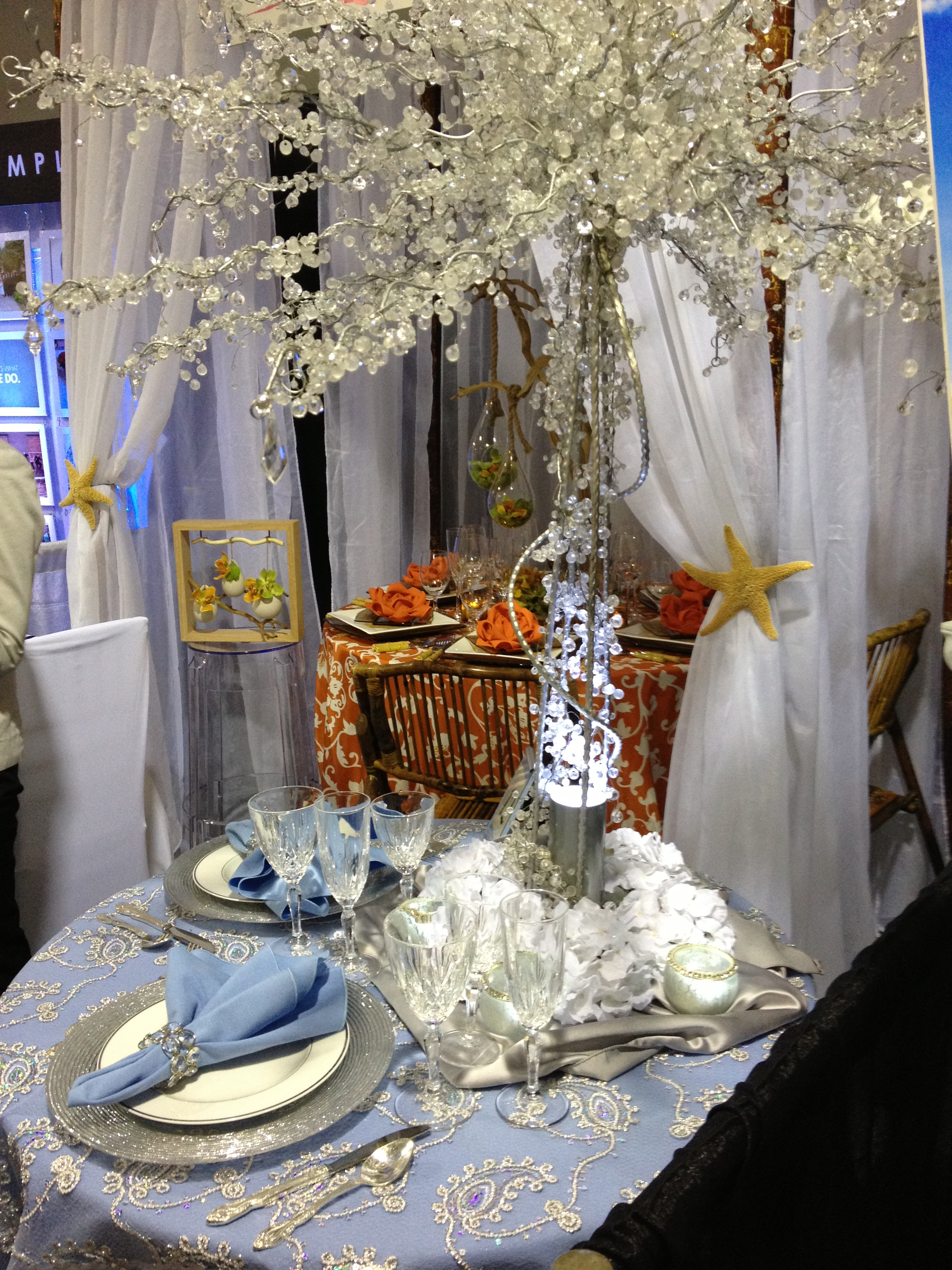 Be sure to stop by the Taylor Rental Booth at the Naples Bridal Expo!