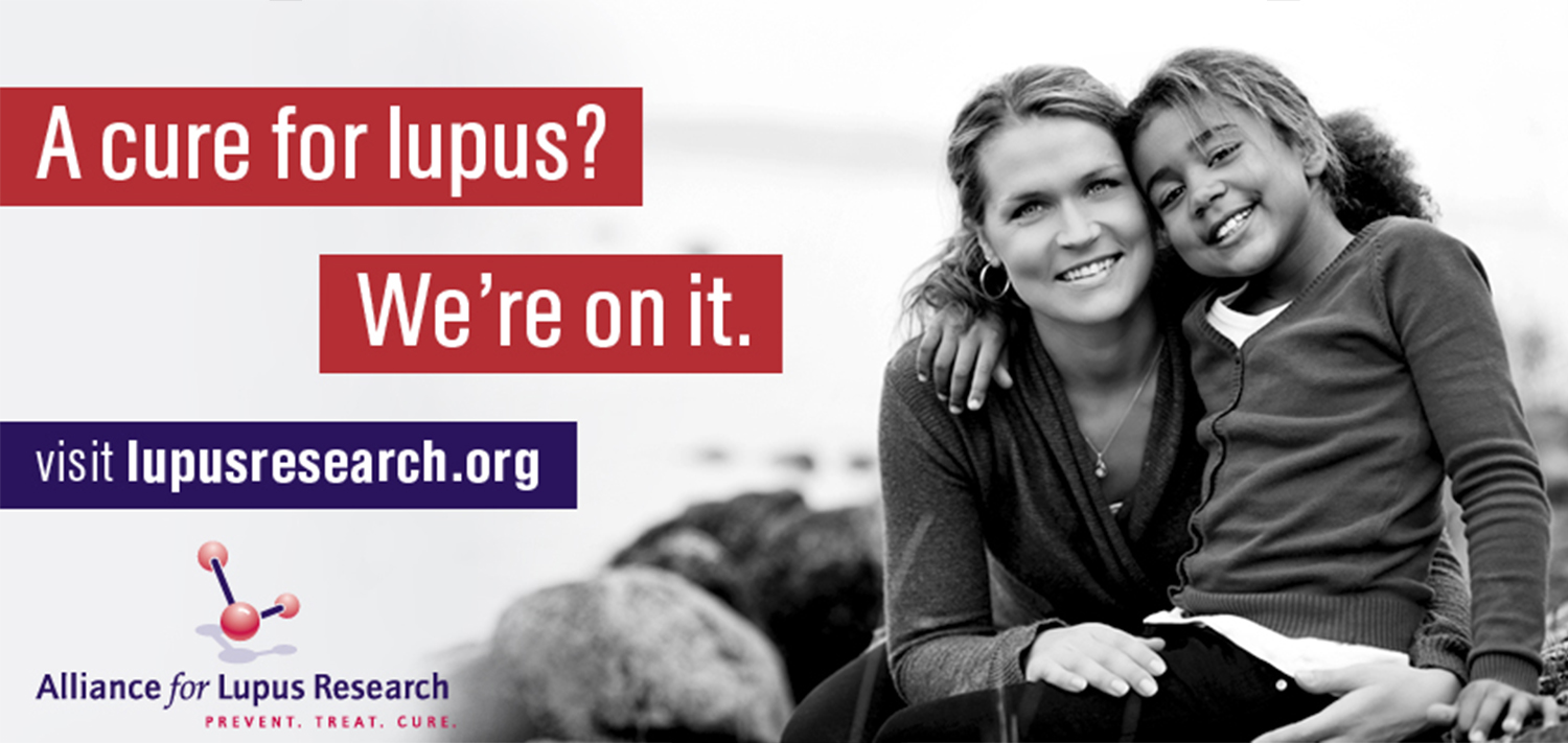 Alliance for Lupus Research Opening