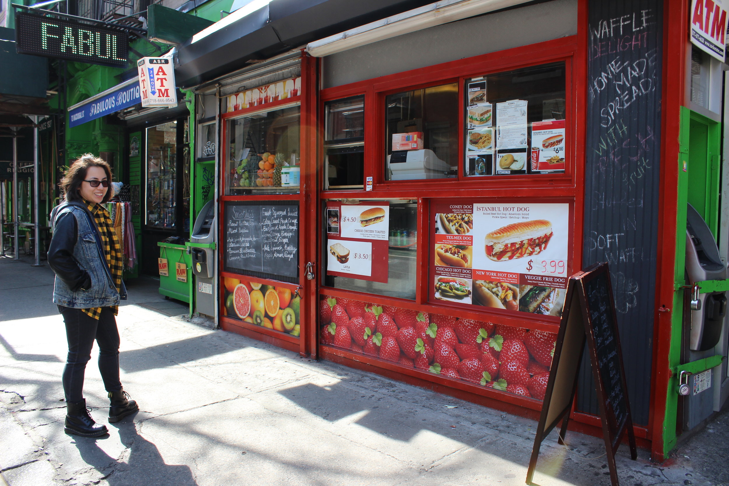 """50+ interviews and Surveys - We have conducted interviews with street vendors and street food lovers in multiple cities.We secured a number of 50 enthusiasts who are willing to give test our product.""""I would use this app. Just last week I went to Yelp to find two food trucks and both of them were not there. Bummer.""""-Nicole M. (Brooklyn)"""